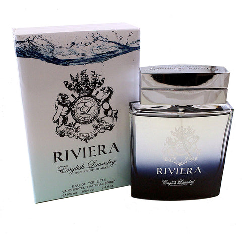 ELR34M - Riviera Eau De Toilette for Men - Spray - 3.4 oz / 100 ml