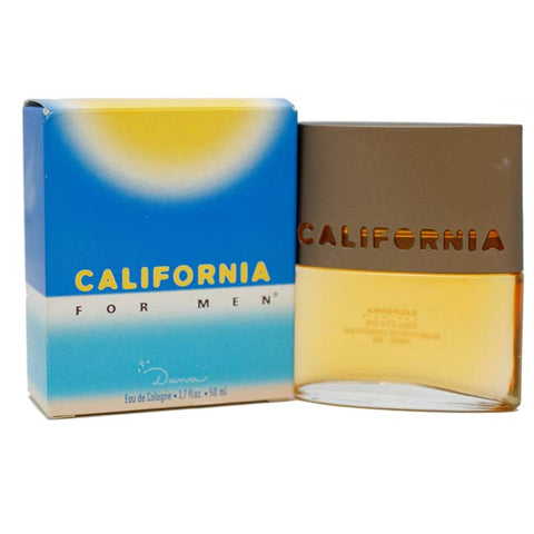 CA48M - California Cologne for Men - Splash - 1.7 oz / 50 ml