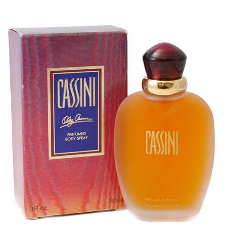 CB218 - Cassini Perfumed Body Spray for Women - 3 oz / 90 ml