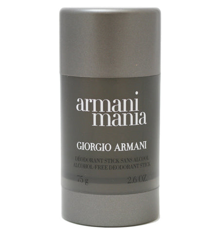 MA44M - Armani Mania Deodorant for Men - Stick - 2.6 oz / 78 g - Alcohol Free