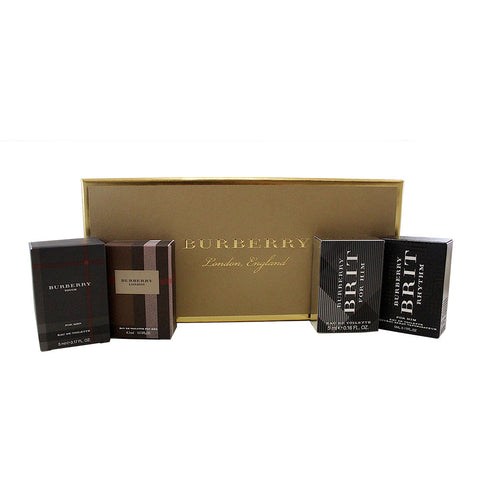 BU121M - Burberry Collection 4 Pc. Gift Set for Men