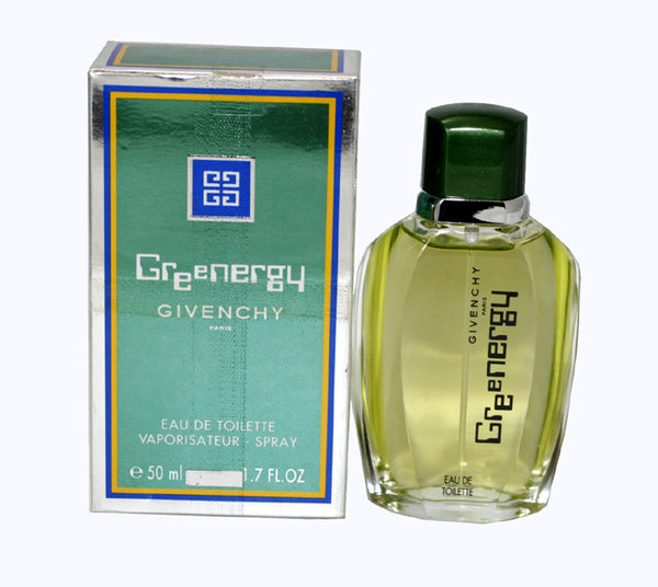 GRE10M-F - Greenergy Eau De Toilette for Men - Spray - 1.7 oz / 50 ml