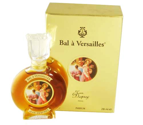 BA21 - Bal A Versailles Parfum for Women - 0.9 oz / 28 ml Splash