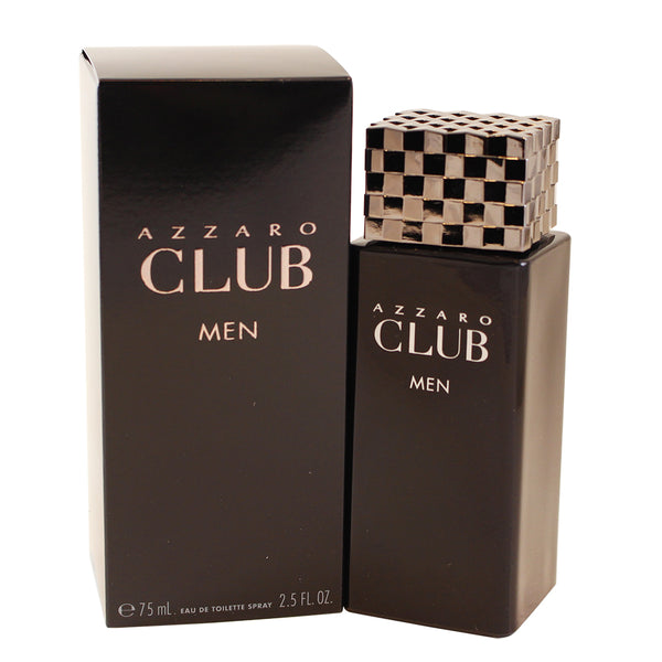 AZ01 - Azzaro Club Eau De Toilette for Men - 2.5 oz / 75 ml Spray