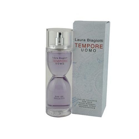 TEM11M-F - Tempore Uomo Eau De Toilette for Men - Spray - 3.4 oz / 100 ml