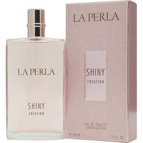 LAP22-P - La Perla Shiny Creation Eau De Toilette for Women - Spray - 3.3 oz / 100 ml