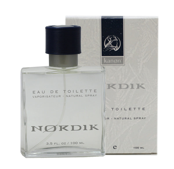NRD12M - Nordik Eau De Toilette for Men - Spray - 3.5 oz / 100 ml