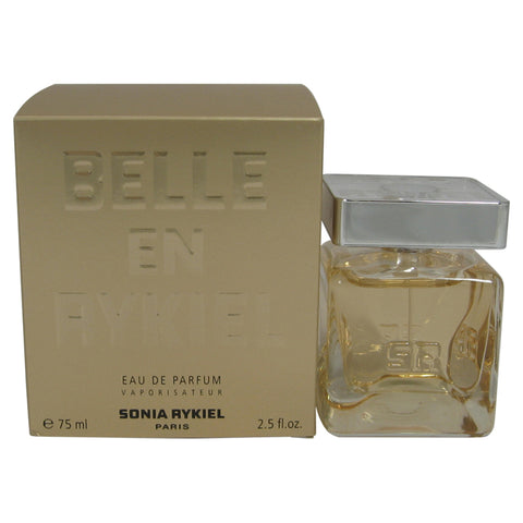 BELL12 - Belle En Rykiel Eau De Parfum for Women - Spray - 2.5 oz / 75 ml