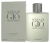 AC778M - Giorgio Armani Acqua Di Gio Eau De Toilette for Men | 13.5 oz / 400 ml - Pour