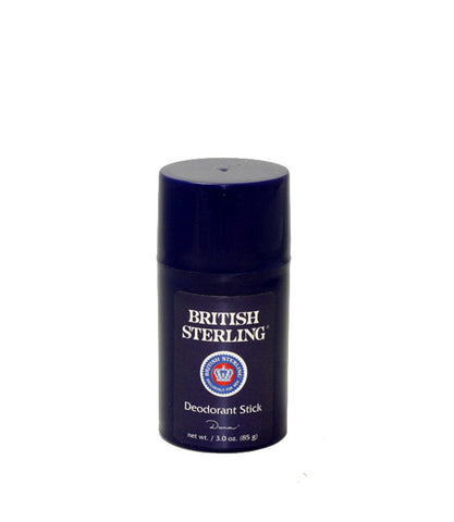 BR303M - British Sterling Deodorant for Men - Stick - 3 oz / 90 g