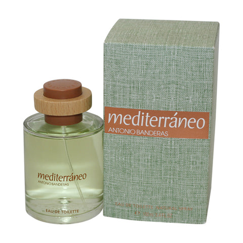 MED33 - Mediterraneo Eau De Toilette for Men - Spray - 3.4 oz / 100 ml
