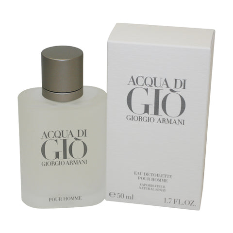 AC16M - Acqua Di Gio Eau De Toilette for Men - 1.7 oz / 50 ml Spray