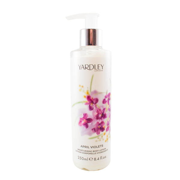 AVS28 - April Violets Body Lotion for Women - 8.4 oz / 250 g