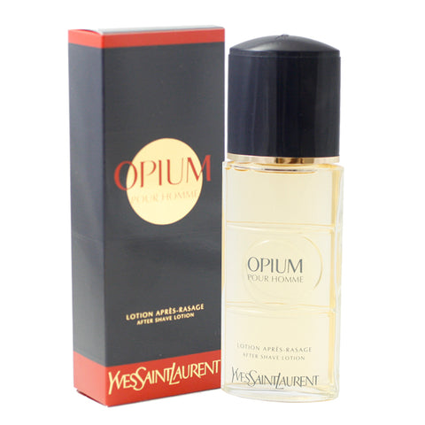OP08M - Opium Aftershave for Men - 3.3 oz / 100 ml