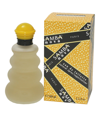 SA40 - Samba Nova Eau De Toilette for Women - Spray - 3.3 oz / 100 ml