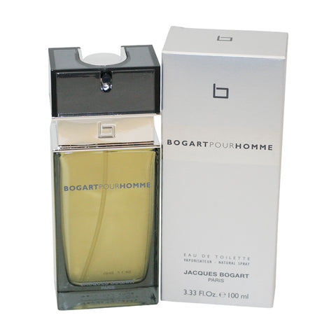 BO212M - Bogart Pour Homme Eau De Toilette for Men - Spray - 3.33 oz / 100 ml