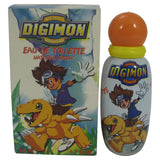 DIG17 - Digimon Eau De Toilette for Women - Spray - 1.7 oz / 50 ml