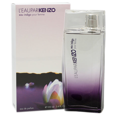 LEG34 - L'Eau Par Kenzo Eau Indigo Eau De Parfum for Women - Spray - 3.4 oz / 100 ml