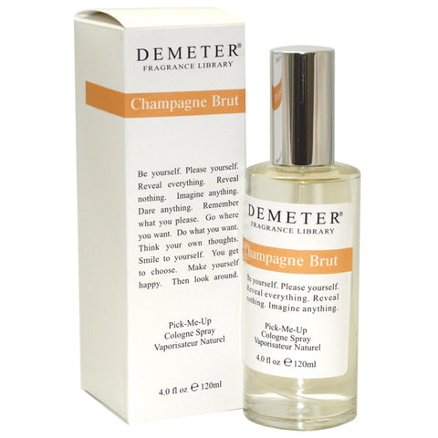 DEM4W-P - Champagne Brut Cologne for Women - 4 oz / 120 ml Spray