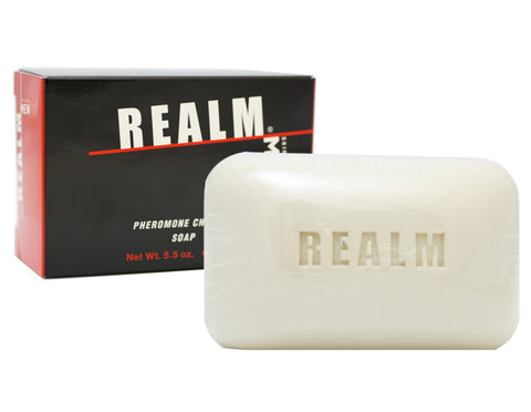 RE39M - Realm Soap for Men - 5.5 oz / 155 g