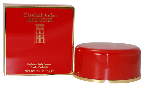 RE399 - Red Door Body Powder for Women - 2.6 oz / 75 g