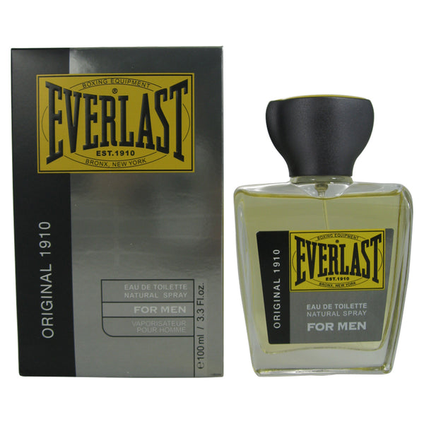 EVER1M - Everlast Original Eau De Toilette for Men - Spray - 3.3 oz / 100 ml