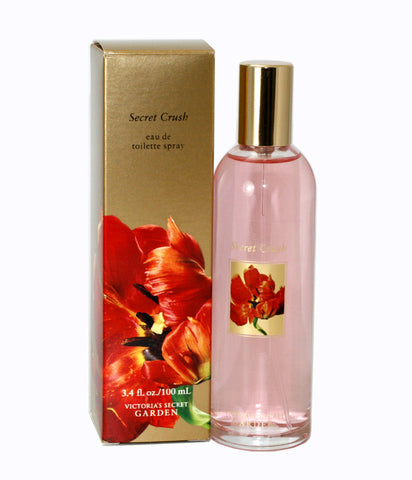 GAR79 - Garden Collection Secret Crush Eau De Toilette for Women - Spray - 3.4 oz / 100 ml