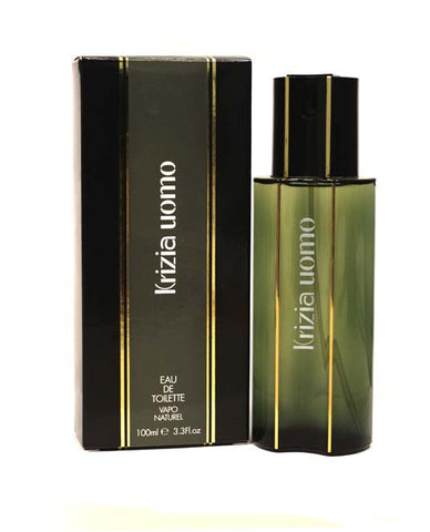 KR56M - Krizia Uomo Eau De Toilette for Men - Pour - 3.3 oz / 100 ml