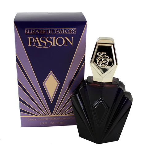 PA70 - Passion Eau De Toilette for Women - 2.5 oz / 75 ml Spray