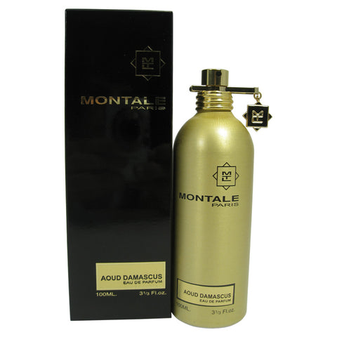 MONT61 - Montale  Aoud Damascus Eau De Parfum for Unisex - Spray - 3.3 oz / 100 ml