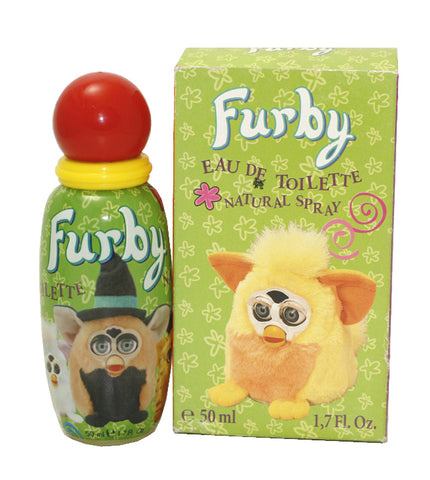 FUR10M-F - Furby Eau De Toilette for Men - Spray - 1.7 oz / 50 ml