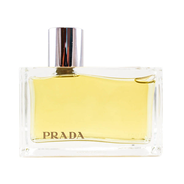 PAR24U - Prada Eau De Parfum for Women - Refillable - 2.7 oz / 80 ml Splash Unboxed