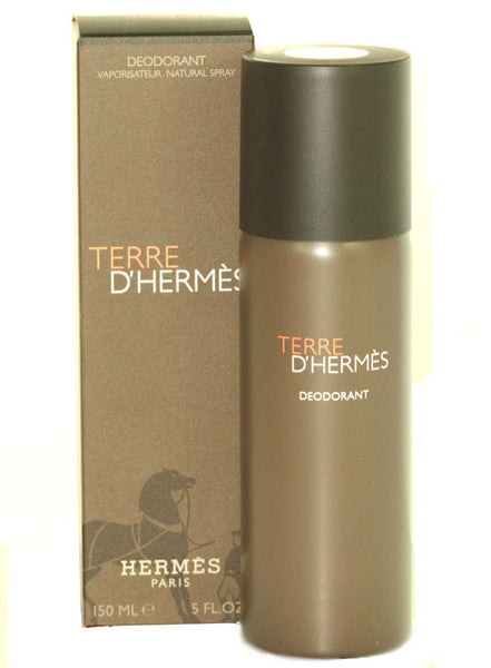 TER22M - Terre D' Hermes Deodorant for Men - 5 oz / 150 ml