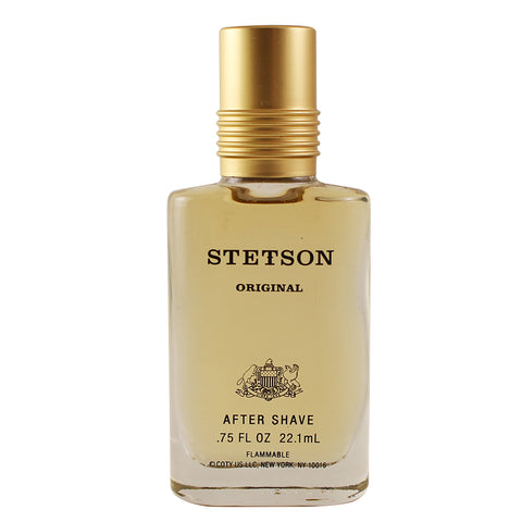 ST518MU - Stetson Aftershave for Men - 0.75 oz / 22.1 ml Liquid Unboxed