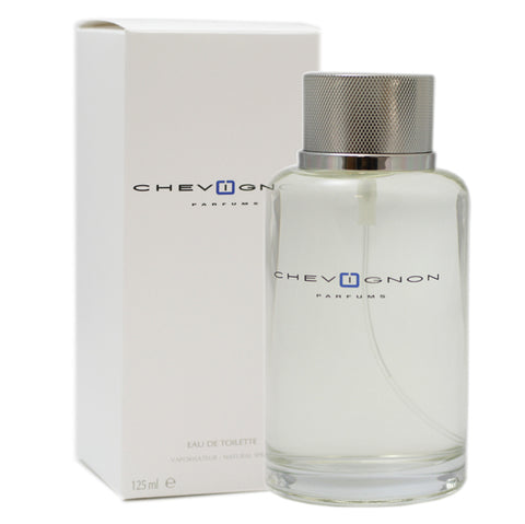 CHE98M - Chevignon Eau De Toilette for Men - 4.16 oz / 125 ml Spray