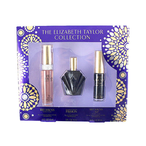 ETC13 - The Elizabeth Taylor Collection 3 Pc. Gift Set for Women