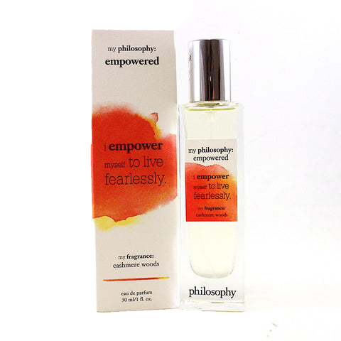 MPHE01 - My Philosohy Empowered Eau De Parfum for Women - 1 oz / 30 ml Spray