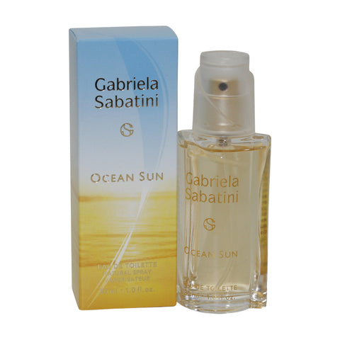 GSO10 - Ocean Sun Eau De Toilette for Women - Spray - 1 oz / 30 ml