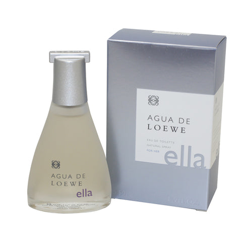 ALE17 - Agua De Loewe Ella Eau De Toilette for Women - Spray - 1.7 oz / 50 ml