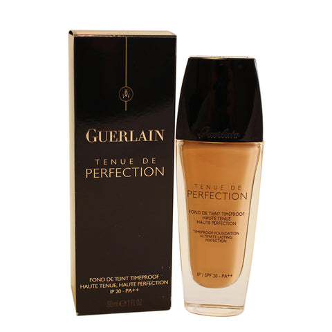 GUM13-M - Tenue de Perfection Foundation for Women - 04 Beige Moyen - 1 oz / 30 ml
