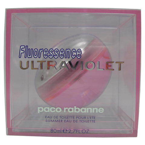 ULF03 - Ultraviolet Floressence Eau De Toilette for Women - Spray - 2.7 oz / 80 ml