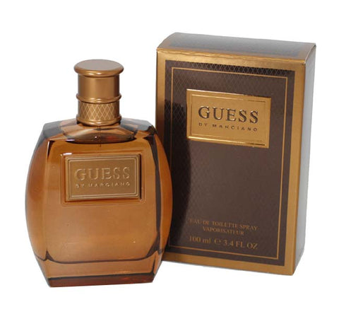 GUM9M - Guess Marciano Eau De Toilette for Men - 3.4 oz / 100 ml Spray