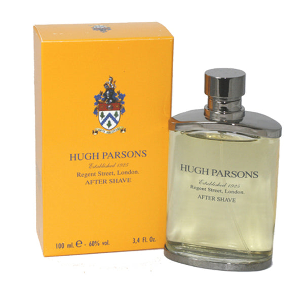 HUG34-P - Hugh Parsons Yellow Edition Aftershave for Men - 3.4 oz / 100 ml