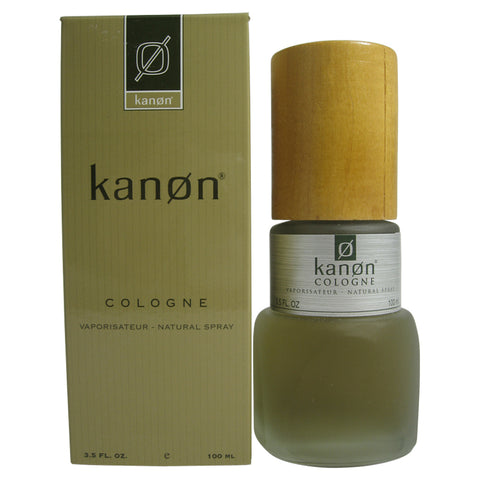 KA58M - Kanon Cologne for Men - Spray - 3.5 oz / 100 ml