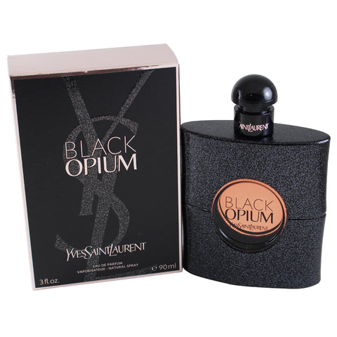 BO31 - Black Opium Eau De Parfum for Women - Spray - 3 oz / 90 ml