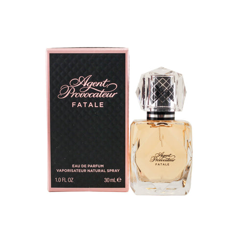 AGEF01 - Agent Provocateur Fatale Eau De Parfum for Women - 1 oz / 30 ml Spray