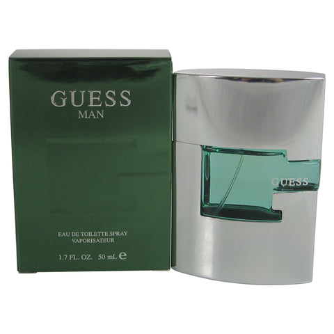 GU99M - Guess Eau De Toilette for Men - 1.7 oz / 50 ml Spray