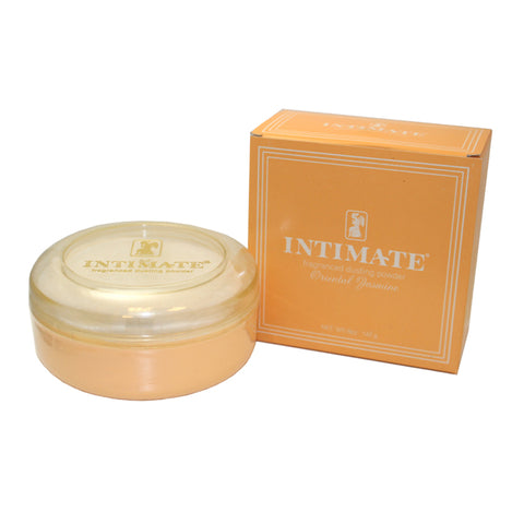 INJ50 - Intimate Oriental Jasmine Dusting Powder for Women - 5 oz / 150 g
