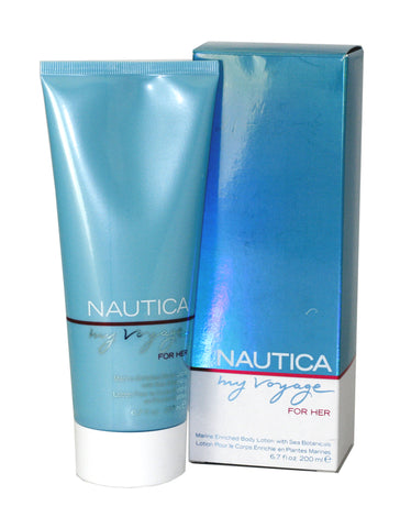 NAV67 - Nautica My Voyage Body Lotion for Women - 6.7 oz / 200 ml