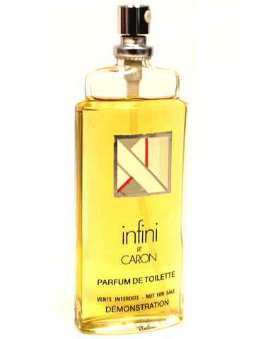 IN18 - Infini De Caron Parfum De Toilette for Women - Spray - 1.7 oz / 50 ml - Tester